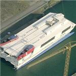 Stena Voyager (Birds Eye)