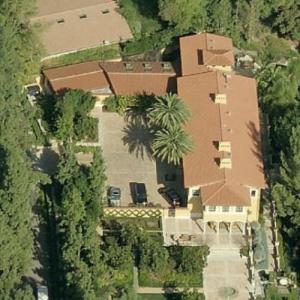 Thomas Girardi & Erika Jayne's House (Bing Maps)