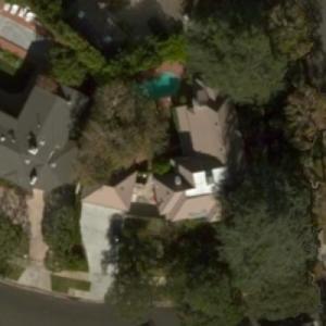 John Williams' House (Bing Maps)