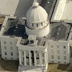 Alabama Capitol Building & First Confederate Capital