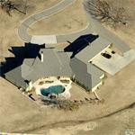 Wayman Tisdale's house (former) (Birds Eye)