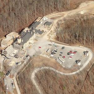 W. Allan Jones' House (Bing Maps)