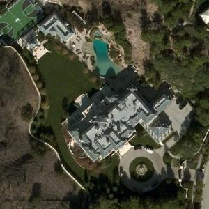 Mark Wahlberg's House (Bing Maps)
