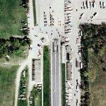 Racing at Byron Dragway (Bing Maps)