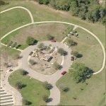 Bay Pines National Cemetery (Birds Eye)