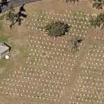 Biloxi National Cemetery (Birds Eye)