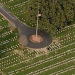 Hampton National Cemetery (Birds Eye)