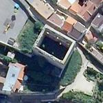 Montjoie tower (Bing Maps)