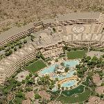 Phoenician Resort (Birds Eye)