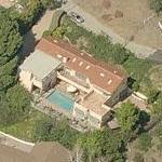 Charlton Heston's House (former) (Birds Eye)