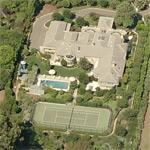 Steve Kirsch's house (Birds Eye)