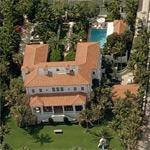 Ronald Lauder's house (Birds Eye)