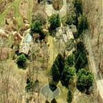 Scott Rudin's house (former) (Birds Eye)