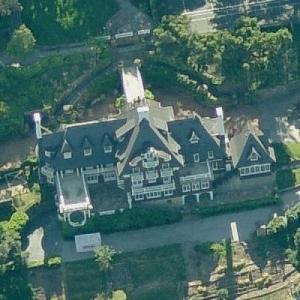 The Folger Mansion (former) (Bing Maps)