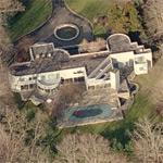 Mario Gabelli's house (Birds Eye)