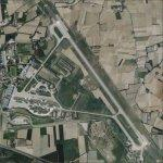Orange-Caritat Air Base (LFMO) (Bing Maps)