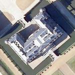 Dampierre Castle (Bing Maps)