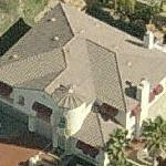 Marques Houston's House (former) (Birds Eye)