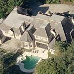 Dee Brown's House (former) (Birds Eye)