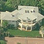 David Carradine's House (former) (Birds Eye)