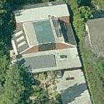 Alex Karras & Susan Clark's House (Birds Eye)