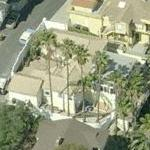 Photo: house/residence of the beautiful 6 million earning Los Angeles, California-resident
