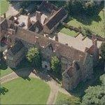 Mapledurham House (Birds Eye)