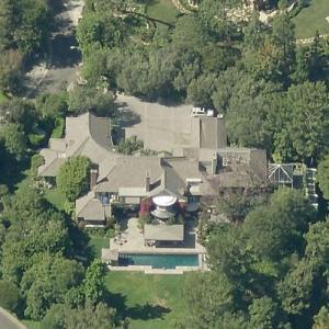 Sidney Sheinberg's House (Bing Maps)