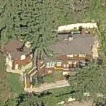 Dana Carvey's House (Birds Eye)