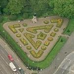 Friary Gardens (Birds Eye)