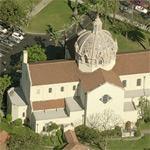 St. Vincent de Paul Church (Birds Eye)