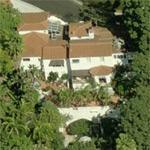Antonio Moreno's house (former) (Birds Eye)