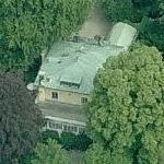 Benny Andersson's house (Birds Eye)