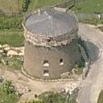 Martello Tower No. 1 (Birds Eye)
