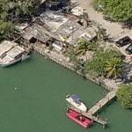 Jimbo's Place (Flipper TV location) (Birds Eye)