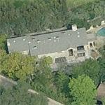 Jackie Cooper's house (former) (Birds Eye)