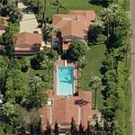 Darryl Zanuck's house (Birds Eye)