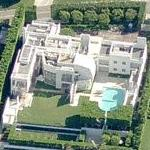 'The Palm Beach House' by Richard Meier (Birds Eye)