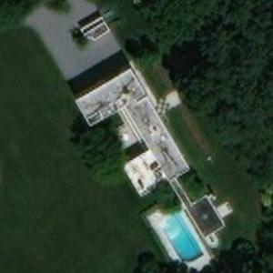 'Weinstein House' by Richard Meier (Birds Eye)