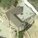 Steve Kaufman's House (Birds Eye)