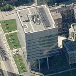 'Leslie L. Dan Pharmacy Building' by Norman Foster (Birds Eye)