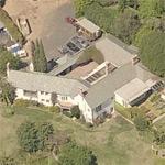 Gregory Peck's house (demolished) (Birds Eye)