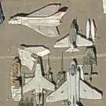 Flying Leatherneck Museum (Birds Eye)