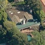 Gene Kelly's house (former) (Birds Eye)