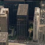 'One Illinois Center' by Mies Van der Rohe (Birds Eye)