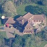 Thomas Bjorn's house (Birds Eye)