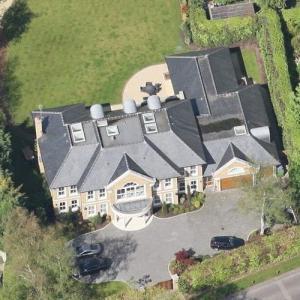 Andy Murray's House (Birds Eye)