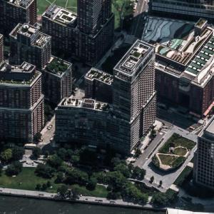 Riverhouse Condominiums (Birds Eye)