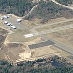 Adirondack Regional Airport (SLK) (Birds Eye)