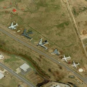 Barksdale Global Power Museum (Bing Maps)
